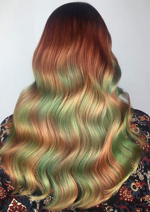 چرا رنگ مو زود میره؟